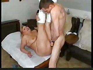 Massage from grandma
