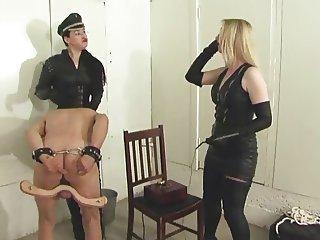 Exquisite British Ladies Give slaves impossible tasks