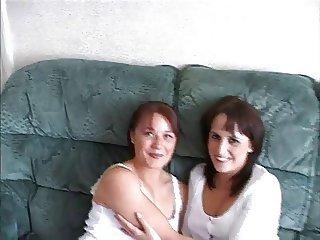 British Amateur Sarah Jane And Angelina