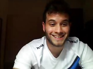 straight male feet - CUTE soccer player from argentina