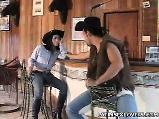 Latina Carol Hot Striptease