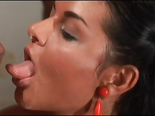 Anal for tanned girl