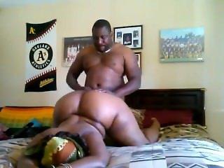 ratchet Big booty stripper  part one