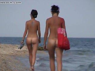 candid nudists