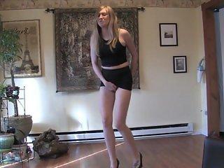 Lacie Pee Dance
