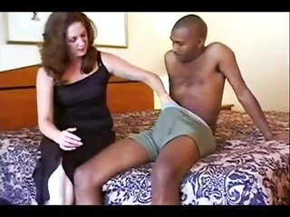 HotWife Satisfies BBC and Gets Creampied