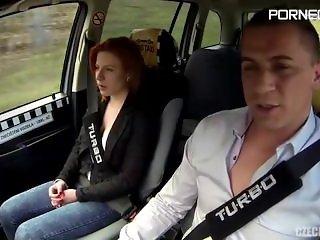 czech taxi 26