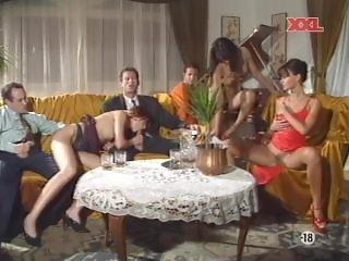(G) Mona Lisa & Anita Blonde - Party sex