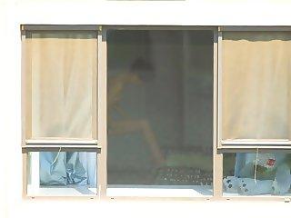 Beijing Neighbor's Window