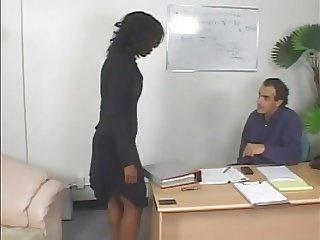 office punishment
