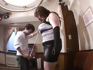 Big Mistress having fun