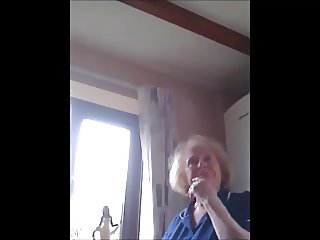 Mature Nurse - she knew I wanted her