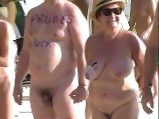 Amazing nudist resort 1