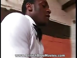 British Housewife Slut Interracial