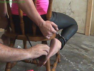 chair-cuff-toetie-tickle