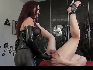 One of my dreams, assfucked by Mistress Ezada Sinn