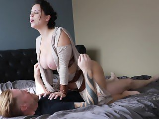 Blast that Cum All Over Bryci's tits! (Rey Cosplay)