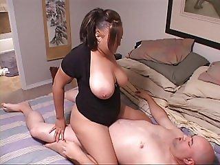 Big Butt Mexican MILF Gets Butt Fucked