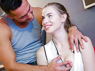 BITCHES ABROAD - Russian teen tourist enjoys hot oral sex
