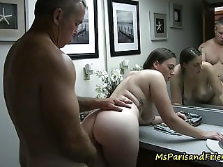 Ms Paris and Her Taboo Tales-Daddy Daughter Good Morning