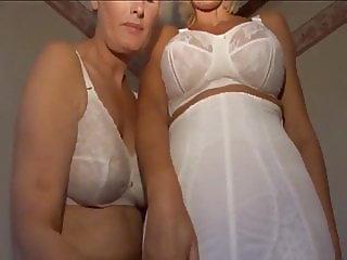 sally in girdle