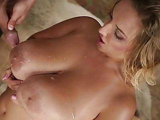 Cum on Tits Cumpilation (Blondes vol.1)