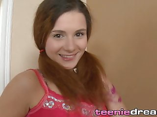 Naughty teen craves for hardcore ass fuck with her man