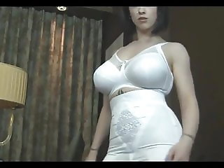 Girdle tease