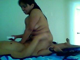 My maid's massage Part 4