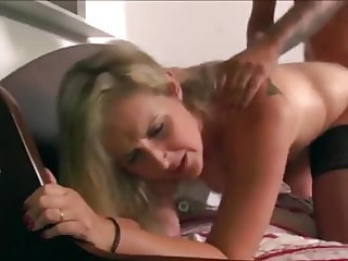 FRENCH amateur blonde big boobs