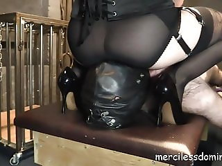 Slave of Miss Jessica Wood - CBT and Nipple Torture