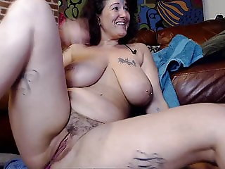 Squirting Orgasms for the Tattooist part 1