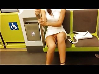 No Pants in the Subway