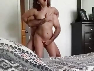 Lovely Black Haired Mature Orgasms