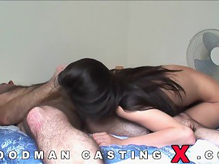 woodman casting hairy chick