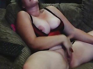 Rough masterbation loud orgasm