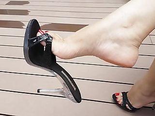 Sexy Feet & Mules