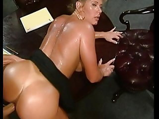Johnni Black has sweaty sex and takes a huge facial cumshot