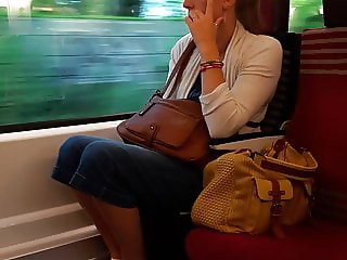 Candid french feet (from Lille)