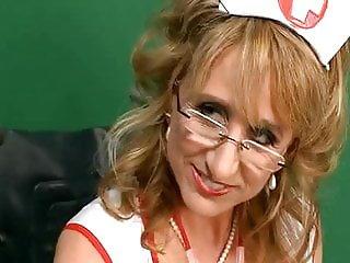 Nurse Granny is a Hot Fuck