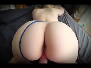 Step son seduces step mom and fucks her tight pussy