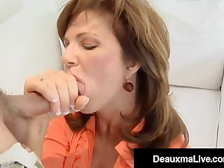 Sophisticated Mommy Deauxma Ass Fucked By Boytoy!