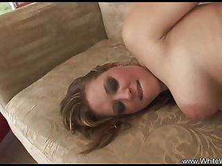 Cheating White Wife Loves Only BBC at this Period of Time