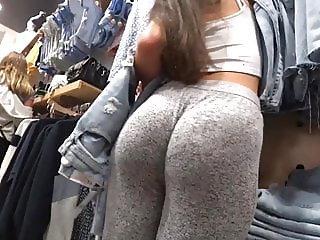 Shopping ass