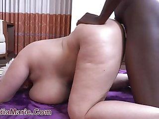 Black Bull Breeds Saggy Titty HuCow Claudia Marie