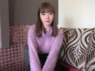 Misono-chan 20 Year Old Nerdy Bitch College Student