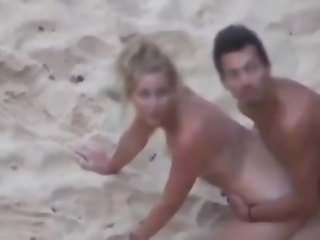 Husband films his sexy wife cheating with lucky stranger on vacation