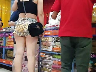 big ass shorts wasona