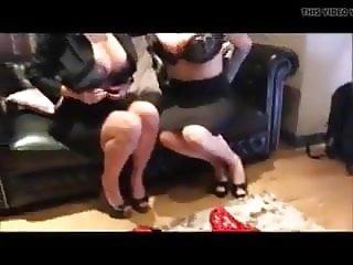 two brit blond sluts 1