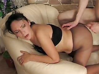 Hot in Nylon